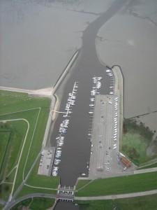 Yachthafen Horumersiel Nordsee