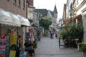 Fußgängerzone Jever