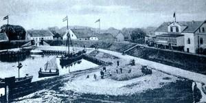 Alter Hafen Horumersiel Schillig