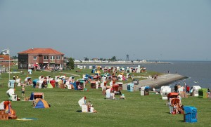Horumersiel Nordseeheilbad Urlaub Strand Badeort