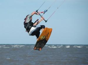 Kitesurfen Horumersiel Schillig